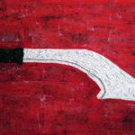 The Damned Circumstance I (La maldita circunstancia I), Contemporary visual Art: Power Structures and Aesthetic of Decadence-Decay, Survivors series, Art and Politics Dogma Utopian painting Art (Sobrevivientes Estética de la Decadencia, Arte y Política, Dogma Arte y Antropología Arte Contemporáneo