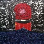Herejía Heresy Cuba Survivors V; Contemporary visual Art: Power Structures and Aesthetic of Decadence-Decay, Art and Politics Dogma Utopian painting Art (Sin Título, serie Sobrevivientes V, Estética de la Decadencia, Arte y Política, Dogma Arte y Antropología Arte Contemporáneo, Arte conceptual art