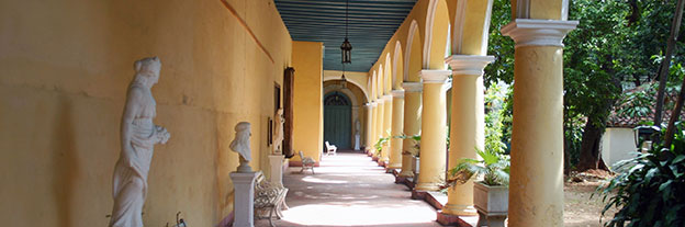 Convento de santa clara-Habana