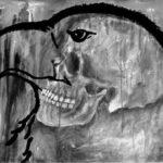 Ernesto Benítez Homo Arcanum Philosophy and Art Contemporary: To Tear the Veil of Arcane, Analogical Thought (Clay, Fire, Ashes Coal artwork). Filosofía y Arte Contemporáneo: Rasgar el Velo de Arcano y Pensamiento Analógico (arcilla, mística de Fuego, Cenizas y Carbón dibujo papel) Ritualidad Kōan Arte