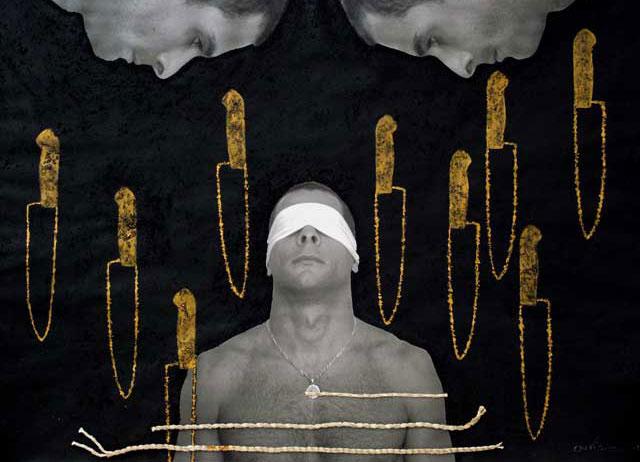 El Universo nos Contempla, The Universe Contemplates Us Fotografía Manipulada Arte Contemporáneo y Antropología Filosófica: (Arte y Ontología) El-Universo-nos-contempla Control Surveillance: Art and Ontology (OneThousand Eyes) Digital Contemporary Art Photography Visual Text and MassMedia Panopticon