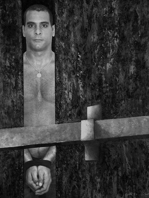 Ipse Dixit Fotografía Manipulada Arte Contemporáneo y Antropología Filosófica: (Arte y Ontología) Ipse-Dixit Panopticon Control Surveillance: Art and Ontology (OneThousand Eyes) Digital Contemporary Art Photography