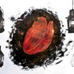 Art-Anthropology: REM (Contemporary Art) Frenzy, Real-Virtual Dystopia Arte y Antropología: Arte Contemporáneo (Arte Cubano) Dibujo Tinta y Lápiz Conté sobre papel