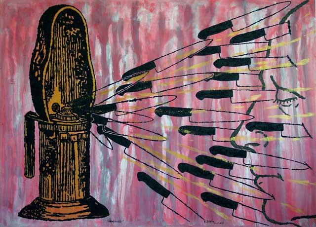 Illumination I Hermetic Alchemy Great Flight Alchemy Fire Ashes, Coal (Contemporary Art and Philosophy) Discurso del Yo: Iluminación I, Multivalencia Simbólica, Trascendencia, Analogía Mística y Alquimia. Arte Contemporáneo y Filosofía Hermética (Dibujos con fuego y cenizas). Artes Visuales Cuba (Arte Cubano Contemporáneo)