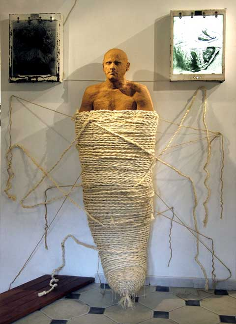 Cultural Disorder (Aesthetics of Decadence and Disequilibrium) Art & Cultural Anthropology - Arte Contemporáneo: Borderline, Estética y Antropología; Arte Cubano y Antropología Social. Sala de Crisis (Metamorfosis)
