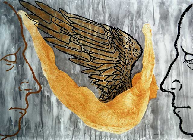 Unlimited Limit Hermetic Alchemy Ilimitado Límite, Multivalencia Simbólica, Trascendencia, Analogía Mística, Antropología y Alquimia. Arte Contemporáneo y Filosofía Hermética (Dibujos con fuego y cenizas). Artes Visuales Cuba (Arte Cubano Contemporáneo)