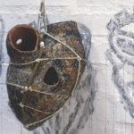 Pain is Life Story Art, Religatio & Utopia in Contemporary Art Fire, Ashes Coal Installation Sculpture Efemeral Art Arte cubano contemporáneo Ernesto Benítez arte contemporáneo