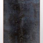 Ernesto Benítez Arte cubano: Pintura (Tabula Rasa-II) Sal, Azufre Mercurio sobre lienzo
