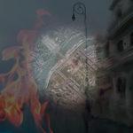 Diluted Reality (Net-Art Animation) with Video-Projection. La Realidad Diluida (Arte New Media Art y Net-Art con Video-Proyección. arte site-specific Art - (Video Instalación). arte en Internet IV