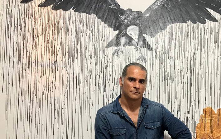 Contemporary visual 13 XIII Havana Biennial: The Artist Ernesto Benítez Inaugurates Open Studio Contemporary Art Cuban artist visual art Inauguración Expo Ernesto Benítez inaugura Open Studio en la XIII Bienal de La Habana arte contemporáneo, arte cubano, artes visuales