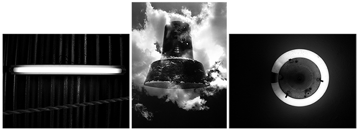 Distopía (entre Inmanencia y Trascendencia) Mentalidad Disruptiva y Conciencia Sumergida. En la Era Del Laser y los Leds Arte Contemporáneo Fotografía, Dystopia and Disruptive Mentality (between Immanence-Transcendence) Photography Contemporary Art Silver Gelatin
