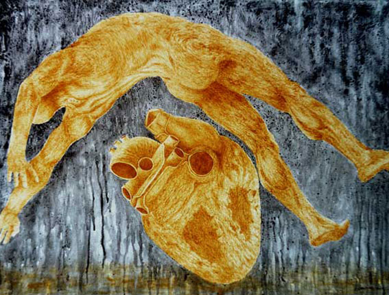 The Great Flight Fire Ashes, Coal (Contemporary Art and Philosophy Trascendental Alchemy) Magnum Opus, Multivalencia Simbólica, Trascendencia, Analogía Mística, Antropología y Alquimia. Arte Contemporáneo y Filosofía Hermética (Dibujos con fuego y cenizas). Artes Visuales Cuba (Arte Cubano Contemporáneo)