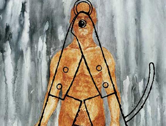 Proportion of the Universe, Alchemy, Contemporary Art and Hermetic Philosophy (Drawing) Visual Arts Cuba (Contemporary Cuban Art), Proporción del Universo, Alquimia, Arte Contemporáneo y Filosofía Hermética (Dibujo). Artes Visuales Cuba (Arte Cubano Contemporáneo)