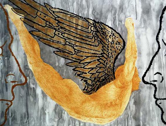 Ilimitado Límite, Multivalencia Simbólica, Trascendencia, Analogía Mística, Antropología y Alquimia. Arte Contemporáneo y Filosofía Hermética (Dibujos con fuego y cenizas). Artes Visuales Cuba (Arte Cubano Contemporáneo) COVER